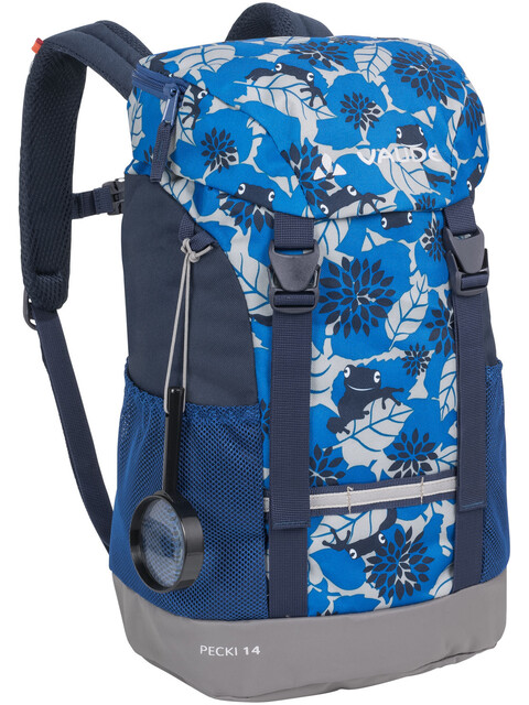 VAUDE Pecki 14 Backpack Kids radiate blue